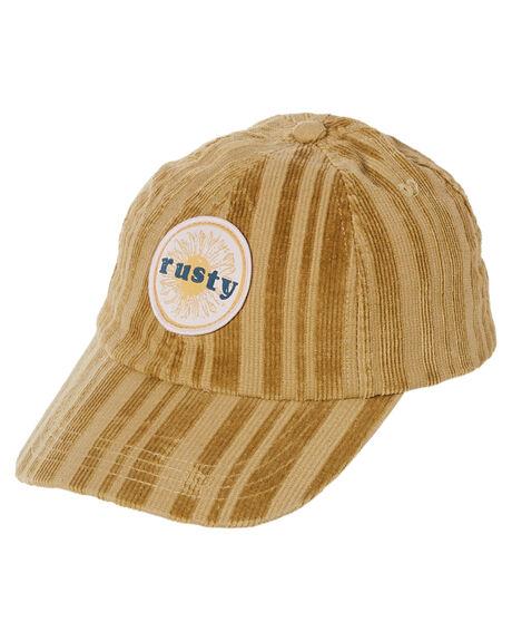 CAMEL OUTLET WOMENS RUSTY HEADWEAR - HCL0400CAM
