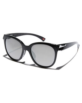 POLISHED BLACK PRIZM WOMENS ACCESSORIES OAKLEY SUNGLASSES - 0OO9433-0754
