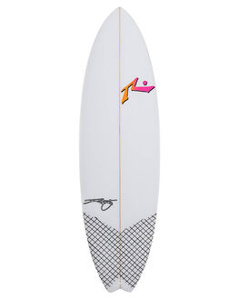 CLEAR BOARDSPORTS SURF RUSTY FISH - RUSTUMPCLR