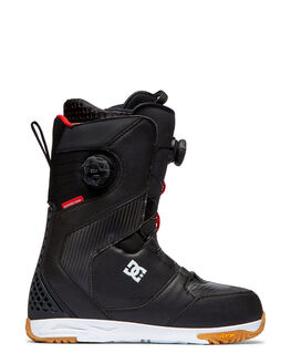 BLACK BOARDSPORTS SNOW DC SHOES BOOTS + FOOTWEAR - ADYO100038-BL0