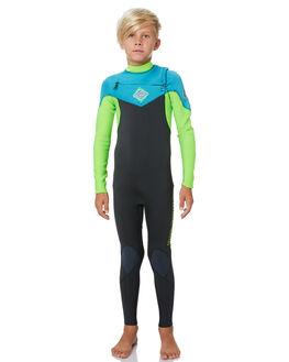 CHARCOAL BOARDSPORTS SURF RIP CURL BOYS - WSM9KB8765