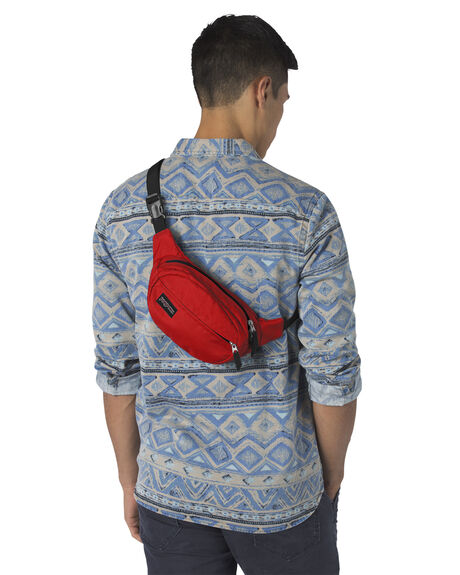 RED TAPE MENS ACCESSORIES JANSPORT BAGS + BACKPACKS - JS00TAN1-JS5XP