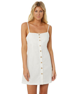 WHITE OUTLET WOMENS THE HIDDEN WAY DRESSES - H8188442WHITE