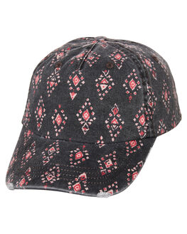 BLACK KIDS GIRLS BILLABONG HEADWEAR - 5685302BLK