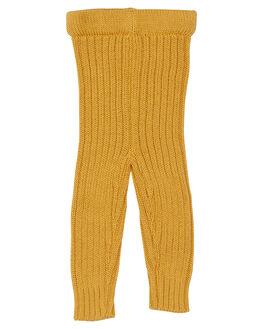 MUSTARD KIDS BABY FRANKIE JONES CLOTHING - FRANKLGMSTD