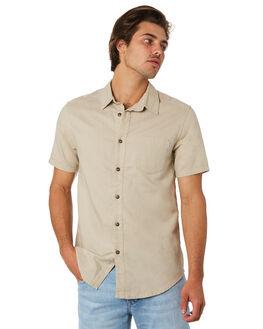 BONE MENS CLOTHING RHYTHM SHIRTS - JUL19M-WT01-BON