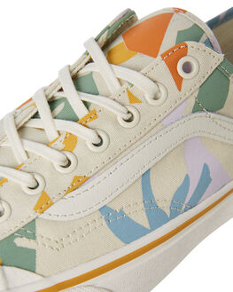 LEILA HURST ABSTRACT MENS FOOTWEAR VANS SNEAKERS - SSVNA3MVLXMKMULTIM