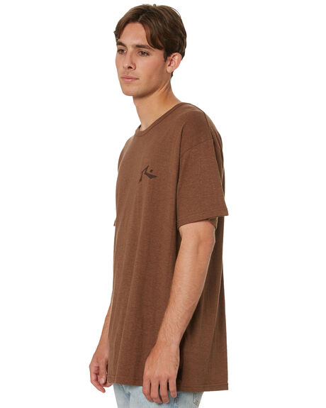 FALCON MENS CLOTHING RUSTY TEES - TTM2486FAL