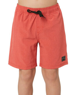 CHRYSANTHEMUM KIDS BOYS RUSTY BOARDSHORTS - BSB0323CRH