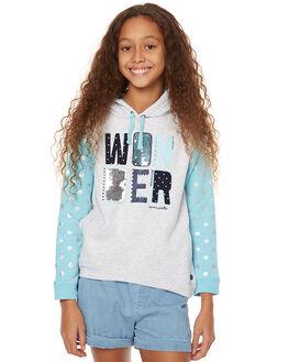 GREY MARLE KIDS GIRLS EVES SISTER JUMPERS - 9990008GRM