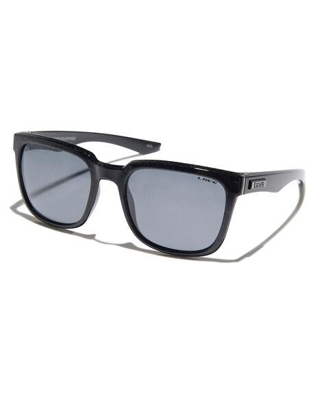 a716a3c1c0 Liive Vision Big Smoke Polar Sunglasses - Black