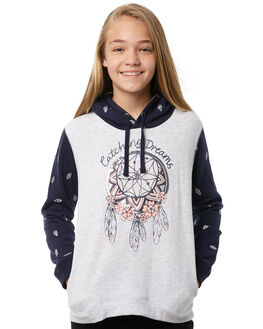 GREYMARLE NAVY KIDS GIRLS EVES SISTER JUMPERS - 9910043GRM