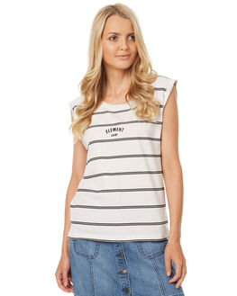 STONE WOMENS CLOTHING ELEMENT SINGLETS - 273005BSTO