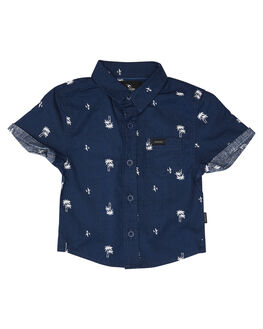 NAVY KIDS BOYS RIP CURL TOPS - OSHMJ10049