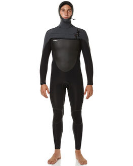 BLACK GRAPHITE LUNAR SURF WETSUITS O'NEILL STEAMERS - 4579W91