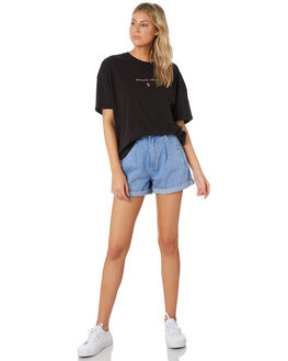 LOOK OF LOVE WOMENS CLOTHING A.BRAND SHORTS - 716994861