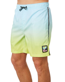 BLUE MENS CLOTHING RIP CURL BOARDSHORTS - CBOBQ90070