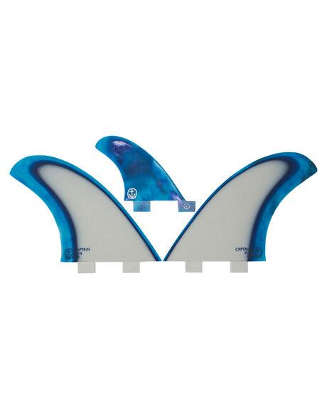 ACID SPLASH BOARDSPORTS SURF CAPTAIN FIN CO. FINS - CFF3411804ACD