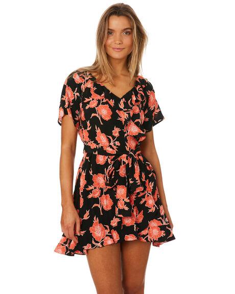ORANGE MONTANA OUTLET WOMENS MLM LABEL DRESSES - MLM438DMON