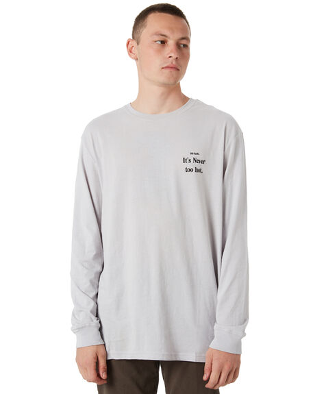 GREY MENS CLOTHING INSIGHT TEES - 5000001878GRY