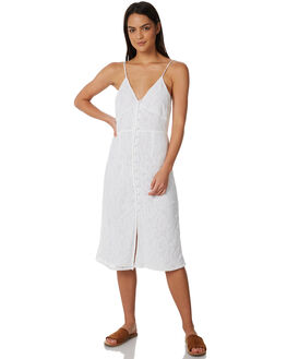 WHITE WOMENS CLOTHING ALL ABOUT EVE DRESSES - 6423024WHT