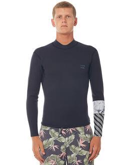 BLACK SURF WETSUITS BILLABONG VESTS - 9773120BLK