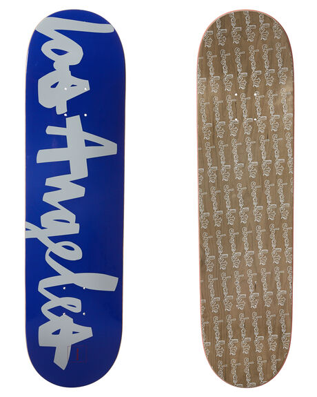 MULTI BOARDSPORTS SKATE CHOCOLATE DECKS - CB3637MULTI