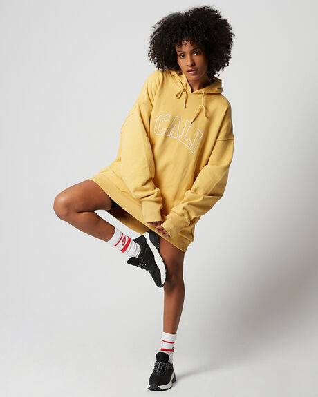 YELLOW WOMENS CLOTHING JAGGER AND STONE JUMPERS - JS136YLW