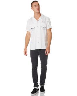 NORTON BLACK MENS CLOTHING BARNEY COOLS JEANS - 703-CR3NBLK