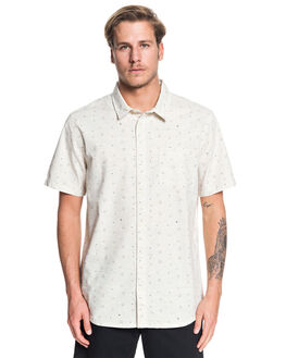 ANTIQUE WHITE MENS CLOTHING QUIKSILVER SHIRTS - EQYWT03857-WCL6
