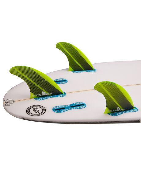 ACID GRADIENT BOARDSPORTS SURF FCS FINS - FCAR-NG03-TS-RACIGR