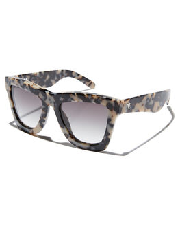 BLACK WHITE TORT MENS ACCESSORIES VALLEY SUNGLASSES - S0381BKWHT