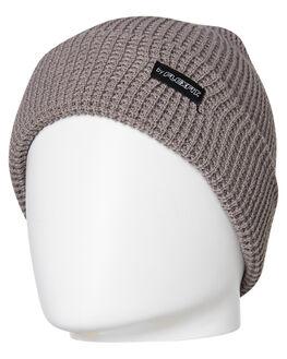CHARCOAL MELANGE MENS ACCESSORIES FLEX FIT HEADWEAR - COS-80503-CM