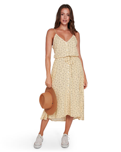 MELLOW YELLO WOMENS CLOTHING BILLABONG DRESSES - BB-6503476-MLY