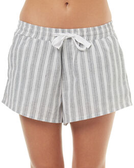 STRIPE WOMENS CLOTHING ELWOOD SHORTS - W73603A7B