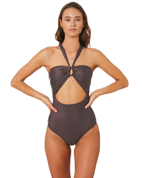SEPTEMBER OUTLET WOMENS PEONY SWIMWEAR ONE PIECES - RE19-098-SEP