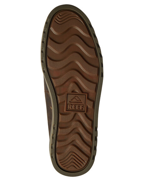 CHOLOLATE MENS FOOTWEAR REEF BOOTS - A3627CHO