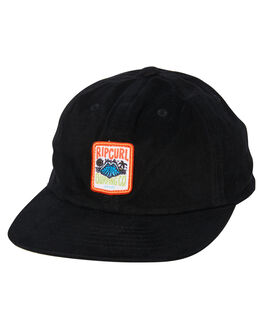 BLACK KIDS BOYS RIP CURL HEADWEAR - OCAQJ10090