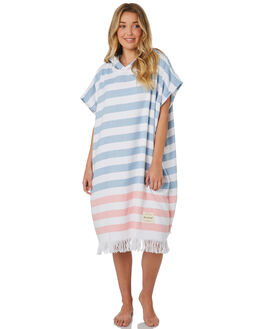 WHITE WOMENS ACCESSORIES RIP CURL TOWELS - GTWCM11000