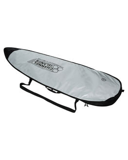 SILVER BLACK COMBO BOARDSPORTS SURF CHANNEL ISLANDS BOARDCOVERS - 254966070SLVBC
