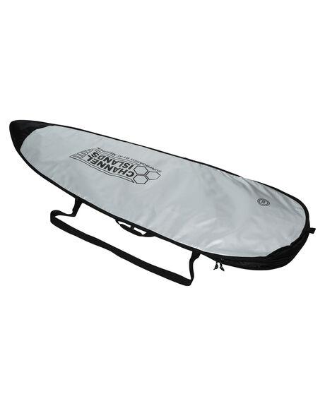 SILVER BLACK COMBO BOARDSPORTS SURF CHANNEL ISLANDS BOARDCOVERS - 254966070SLVBC