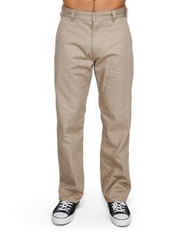 WOOD MENS CLOTHING RVCA PANTS - RV-R191271-WOO