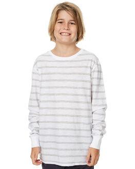 GREY MARLE KIDS BOYS RUSTY TEES - TTB0557GMA