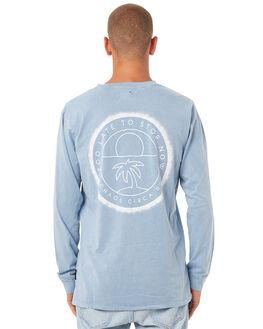 BLUE MENS CLOTHING ST GOLIATH TEES - 4308031BLU