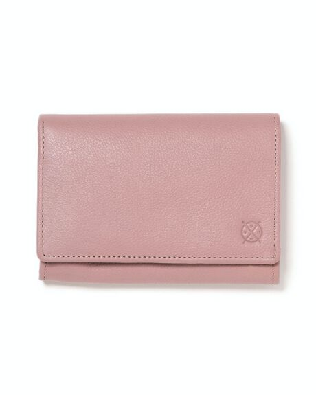DUSTY ROSE WOMENS ACCESSORIES STITCH AND HIDE PURSES + WALLETS - WW_ELLIE_DUSTY_ROS