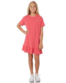 LIPPY PINK KIDS GIRLS RUSTY DRESSES + PLAYSUITS - DRG0002LYP