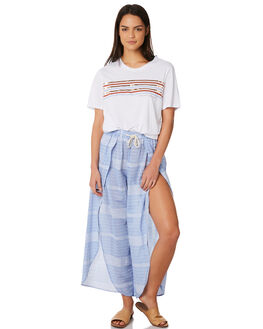 WHITE WOMENS CLOTHING ELWOOD TEES - W84103WHI