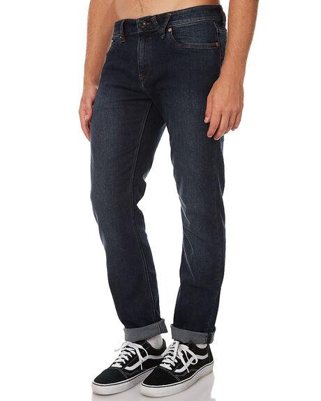 VINTAGE BLUE MENS CLOTHING VOLCOM JEANS - A1931503VBL