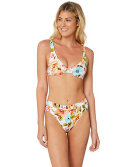 MULTI WOMENS SWIMWEAR RHYTHM BIKINI BOTTOMS - APR19W-SW09-MUL