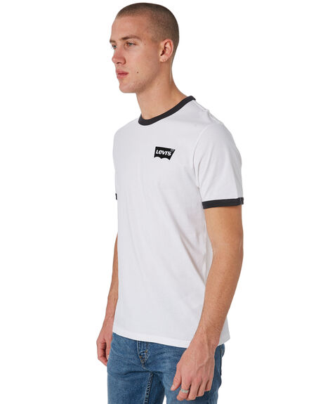 WHITE MENS CLOTHING LEVI'S TEES - 39969-0009